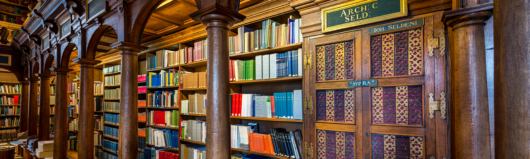 The Bodleian Libraries, Duke Humphreys