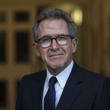 Distinguished Friend of Oxford 2021 recipient: John Browne, The Lord Browne of Madingley