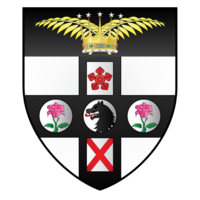Campion Hall coat of arms