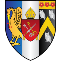Corpus Christi College coat of arms