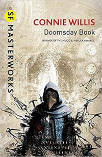 The cover of Domesday Book by Connie Willis
