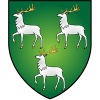 Jesus College coat of arms