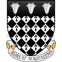 Magdalen College coat of arms