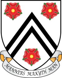 New College coat of arms