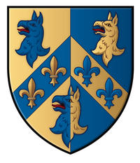 Trinity College coat of arms