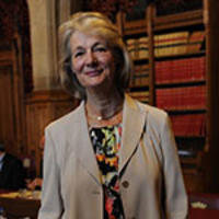 Rt Hon Baroness Margaret Jay of Paddington (Mrs Margaret Adler) - photograph copyright House of Lords